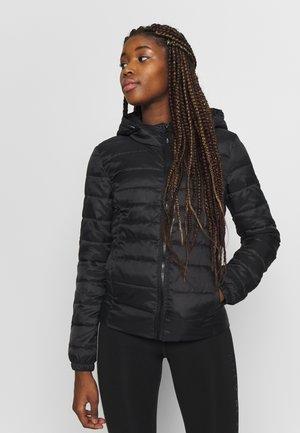 ONPTAHOE HOOD JACKET - Zimní bunda - black