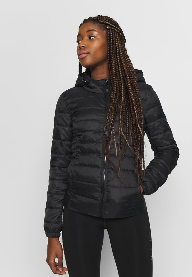 ONPTAHOE HOOD JACKET - Winterjas - black