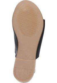 Piazza - T-bar sandals - schwarz - 3
