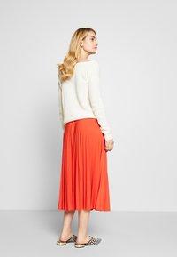 Anna Field Tall - A-Linien-Rock - orange - 2