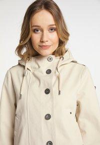 DreiMaster - Light jacket - irish cream - 3