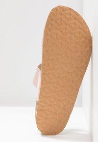 Bianco - BIABETRICIA TWIN STRAP - Slippers - light pink - 6