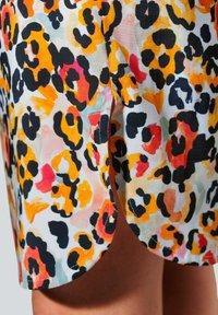 Alba Moda - Shirt dress - off-white,orange,rot - 3