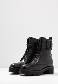 Bruno Premi - Platform ankle boots - nero - 4