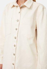 Trendyol - Summer jacket - cream - 4