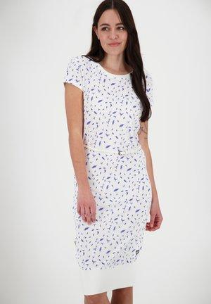 COCOAK - Shift dress - white