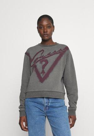 GRAFFITI  - Sweater - coldjet black