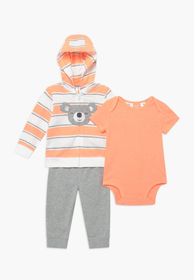 KOALA SET - Tracksuit - orange