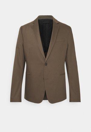 HURLEY - Suit jacket - braun
