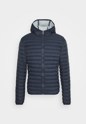 MENS JACKETS - Gewatteerde jas - dark blue