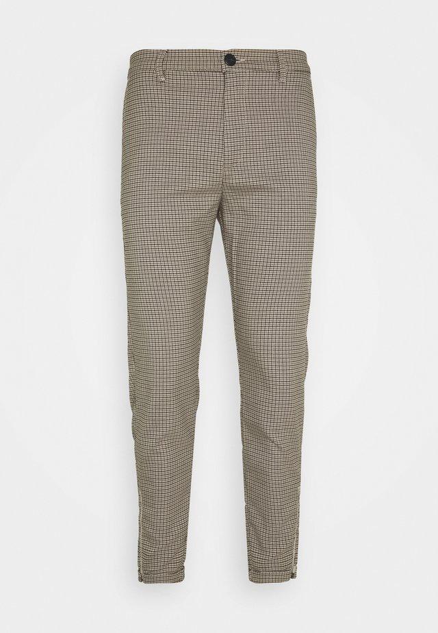 PISA PANT - Pantalon classique - beige