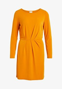Vila - VICLASSY - Day dress - gold - 4