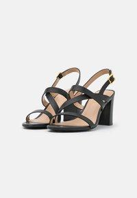 Lauren Ralph Lauren - MACKENSIE - Sandals - black - 2