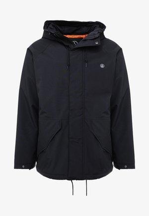 SYNTHWAVE - Light jacket - black