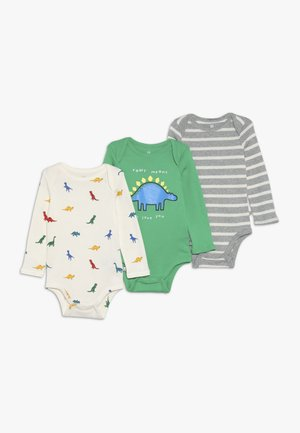 DINO BABY 3 PACK - Body - lush green