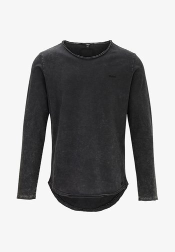 MILO  - Long sleeved top - vintage black