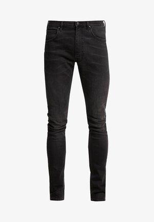 LUKE - Slim fit jeans - moto grey