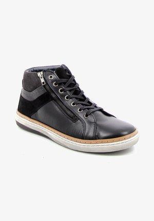 WAIVEN - Sneakers hoog - black