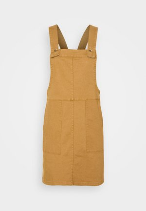 KILAGA DRESS - Freizeitkleid - utility brown