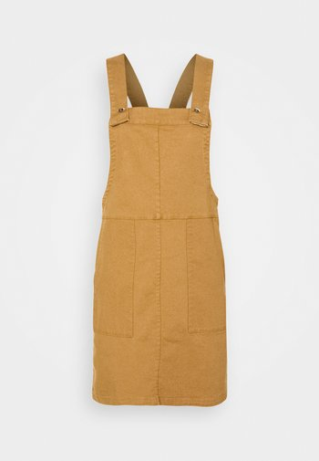 KILAGA DRESS - Day dress - utility brown
