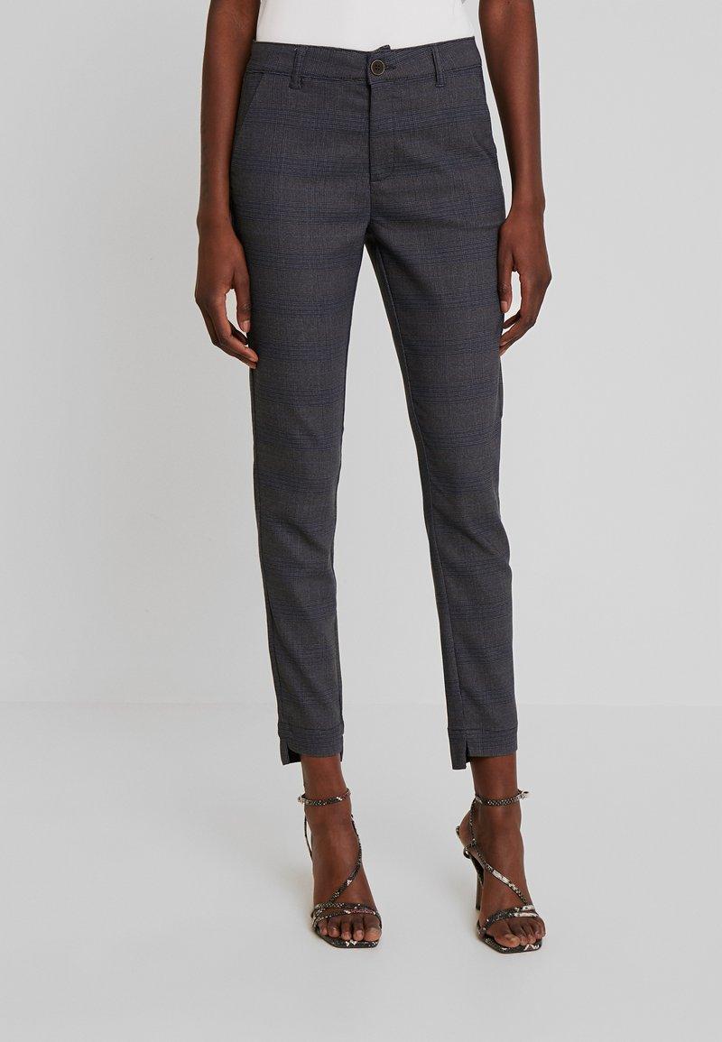 Freequent - Pantalon classique - check as sample