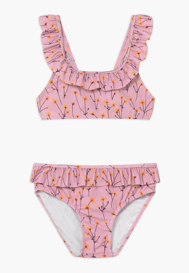 ALICIA SET - Bikini - dawn pink