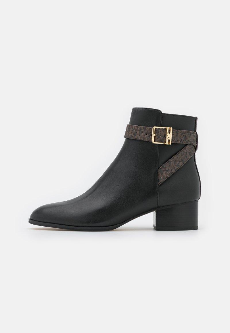 MICHAEL Michael Kors - BRITTON - Classic ankle boots - black/brown