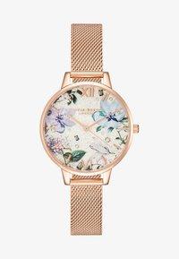 Olivia Burton - BEJEWELLED FLORALS - Watch - rose gold-coloured - 1