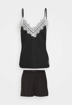 SHORT - Pyjamas - black