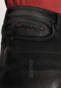 Redefined Rebel - FLORENCE - Jeans slim fit - black stone - 5