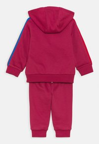 adidas Originals - HOODIE SET UNISEX - Survêtement - pink - 1