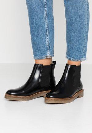 OXFORDCHIC - Ankle Boot - noir