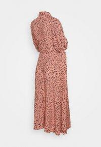 New Look Maternity - PRINT BELTED DRESS - Sukienka koszulowa - pink - 1