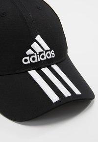 adidas Performance - Kšiltovka - black/white - 6