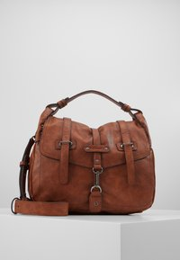 Tamaris - BERNADETTE - Handbag - cognac - 0