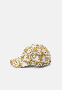 Versace Jeans Couture - UNISEX - Cap - white/gold - 4