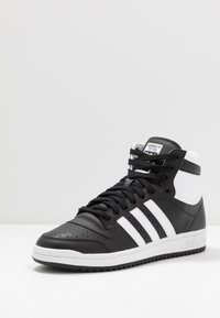 adidas Originals - TOP TEN - High-top trainers - core black/footwear white/core white - 2