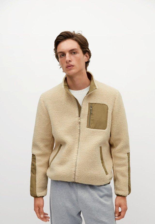 PARIS - Lett jakke - khaki