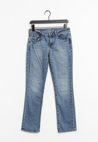 Esprit - Relaxed fit jeans - blue - 0