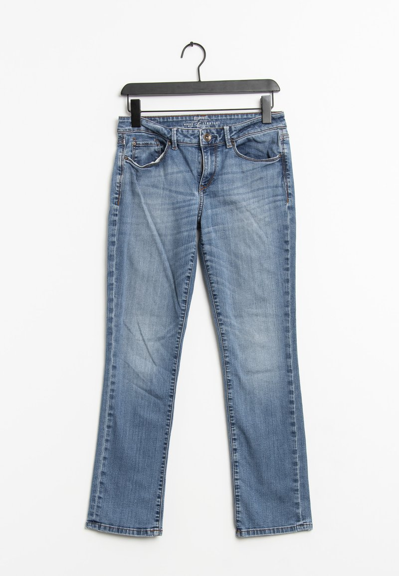 Esprit - Relaxed fit jeans - blue
