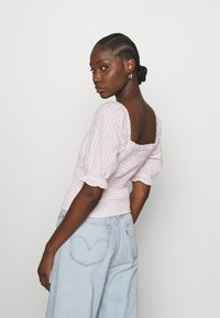 Abercrombie & Fitch - MIMOSA BLOUSE - Blouse - white - 2