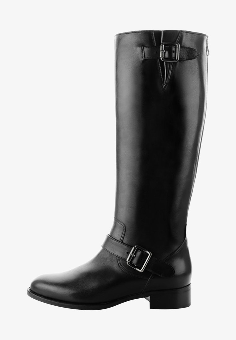 PRIMA MODA - PIANZO  - Over-the-knee boots - black
