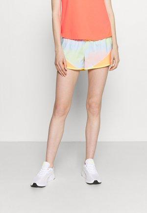 PRINTED FAST FLIGHT SPLIT SHORT - Sports shorts - citrus punch