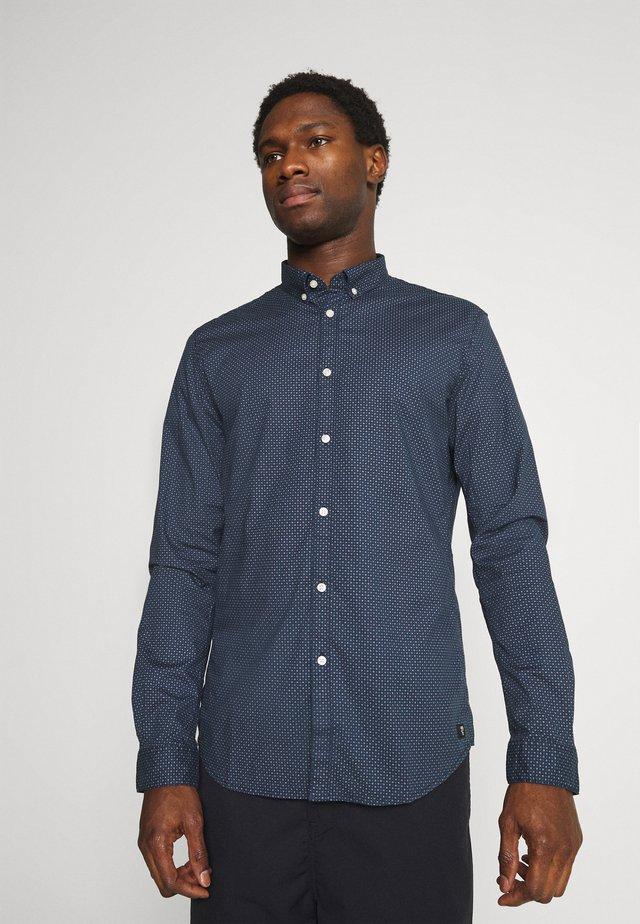 STRETCH - Camisa - navy