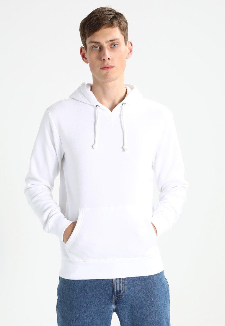 Pier One - Mikina skapucí - white