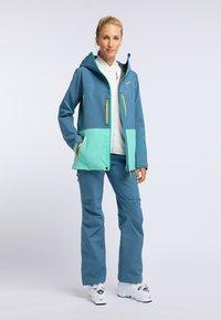 PYUA - Giacca softshell - blue - 1