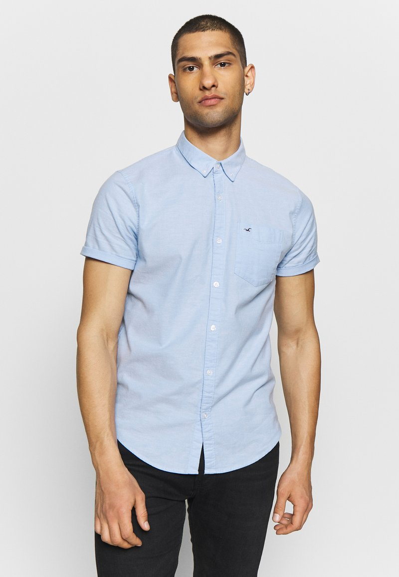 Hollister Co. - Camicia - light blue
