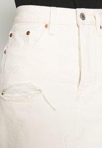Levi's® - DECON ICONIC SKIRT - Jupe en jean - neutral ground - 5