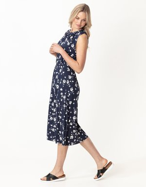 KARLA - Day dress - blue