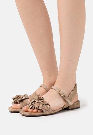 TADUL - Sandals - zeus sand